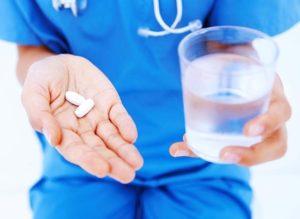 Дополнительно назначаются лекарственные средства