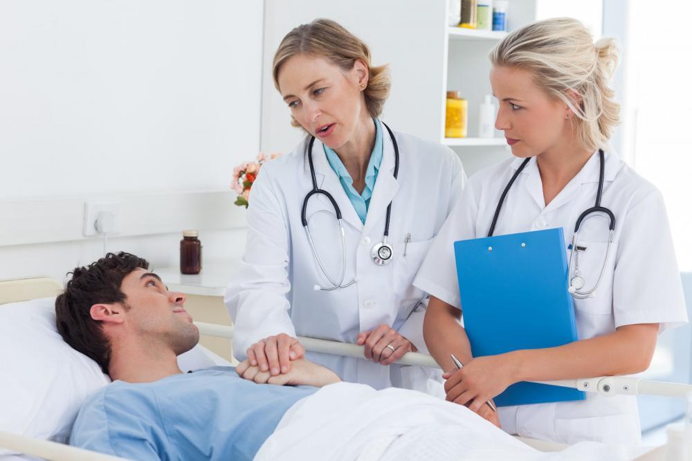 Лечение симптоматическое