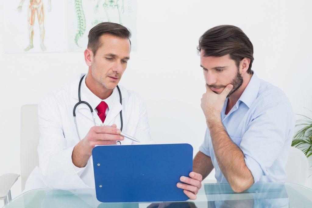 Обратиться за консультацией к специалисту